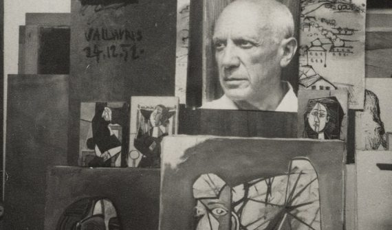 Picasso: Paper & Clay, Image courtesy The Lightbox