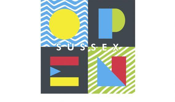 Sussex Open logo