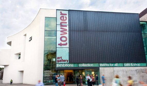 Towner Art Gallery CREDIT Phil Burrowes