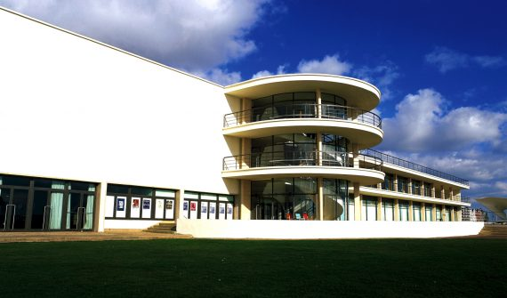 De La Warr Pavilion, Photo: Bridget Smith