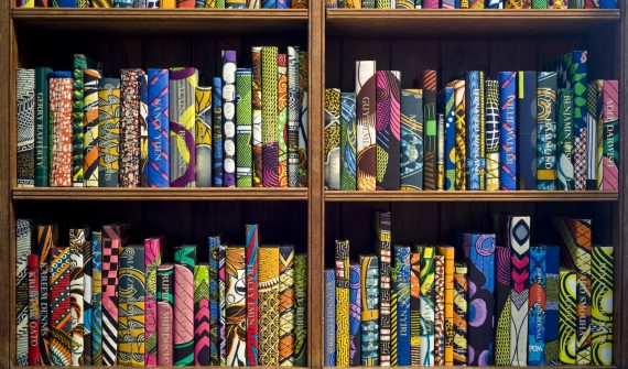 he British Library: Yinka Shonibare MBE, HOUSE 2014 (photo: Nigel Green)