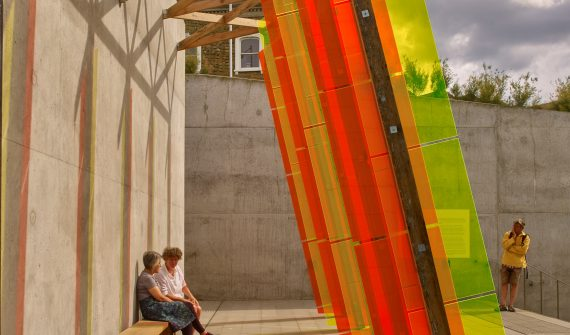 Dutch Light (for Agneta Block) by Jyll Bradley, photo credit Stephen White