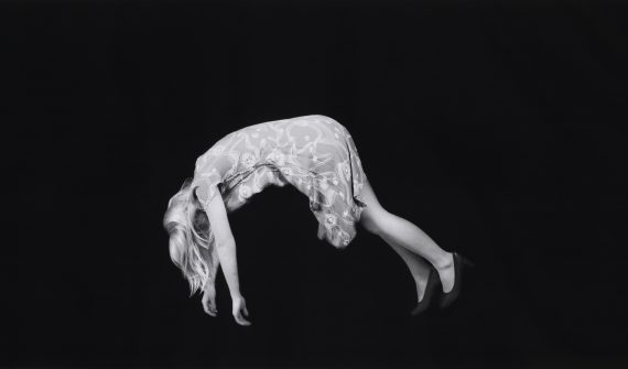 Clare Strand, Aerial Suspension, 2009. Arts Council Collection, Southbank Centre, London © the artist.jpg