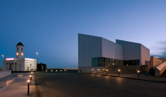 Turner Contemporary Photo Credit - Carlos Dominguez