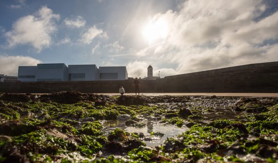 Turner Contemporary exterior. Photo: Jason Pay