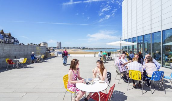 Turner Contemporary. Photo Visit Thanet