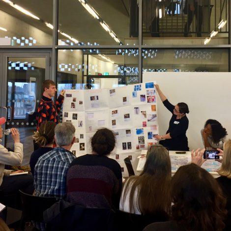 Image: Platform Alumni meeting at Tate Exchange